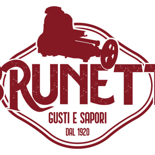 Logo centenario Brunetti